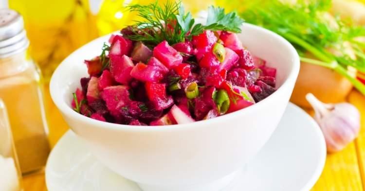 7 незвичайних салатів з буряка