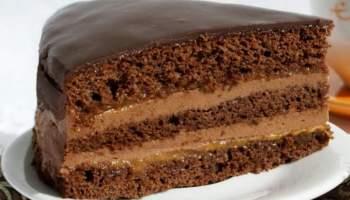 Торт «Прага»: смачний та особливий