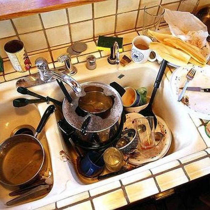 же, гора посуды картинки смешные что среди